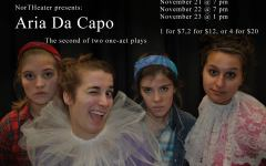 NorTHeatre to present two one-act plays this weekend