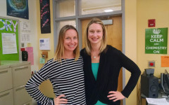 Meet Mrs. Coleman and Mrs. Zilly: Sisters and science teachers