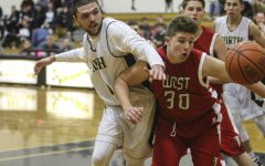 December basketball game offers promising start to Boys Varsity season