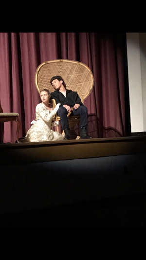 "Review of NKHS Production of ""The Princess Bride"""